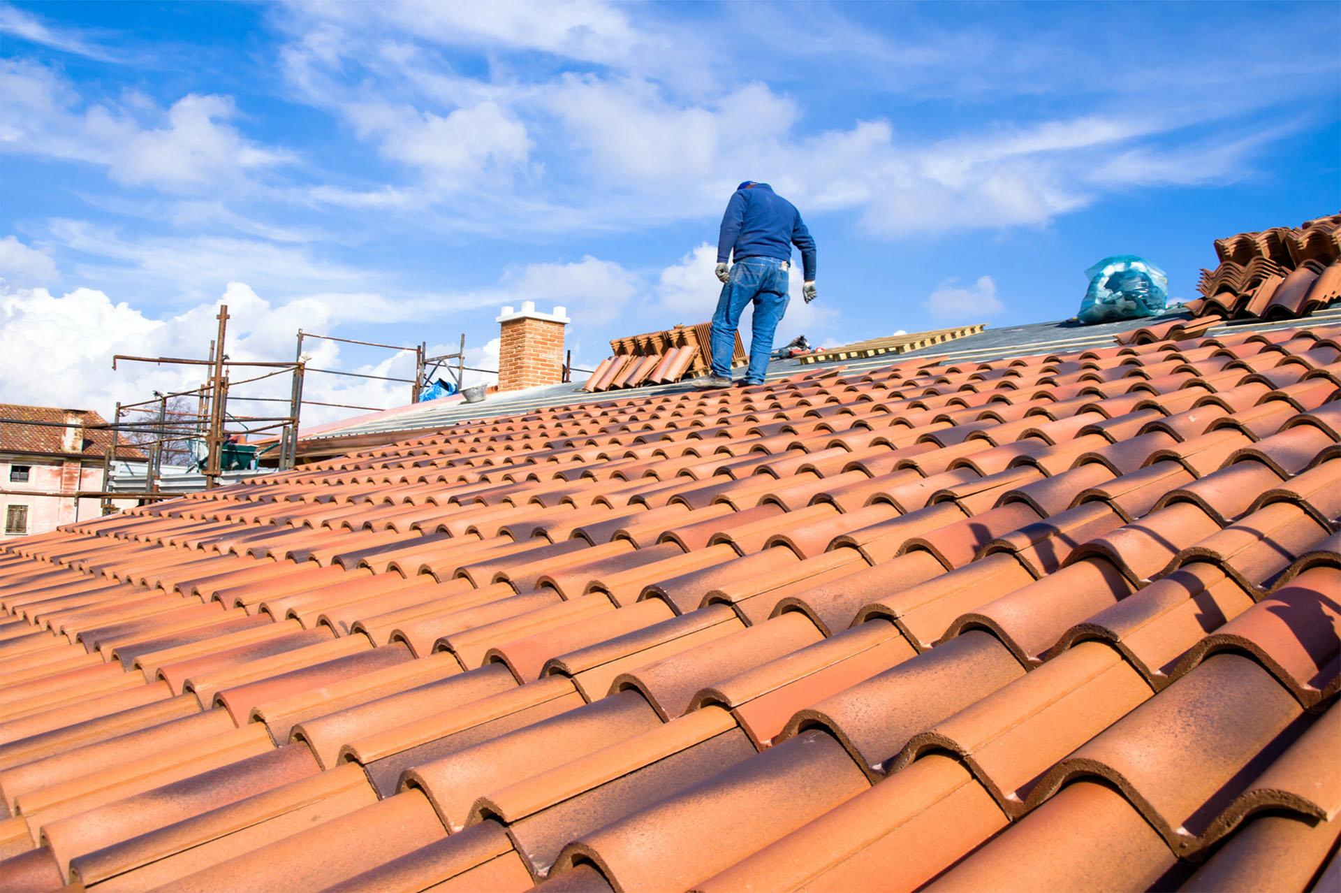 manutenzione tetto